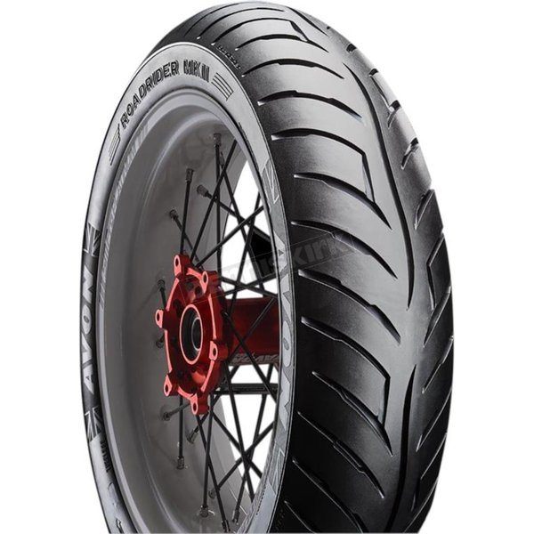 Front/Rear Roadrider 110/80-18 MKII Tire - 2150018
