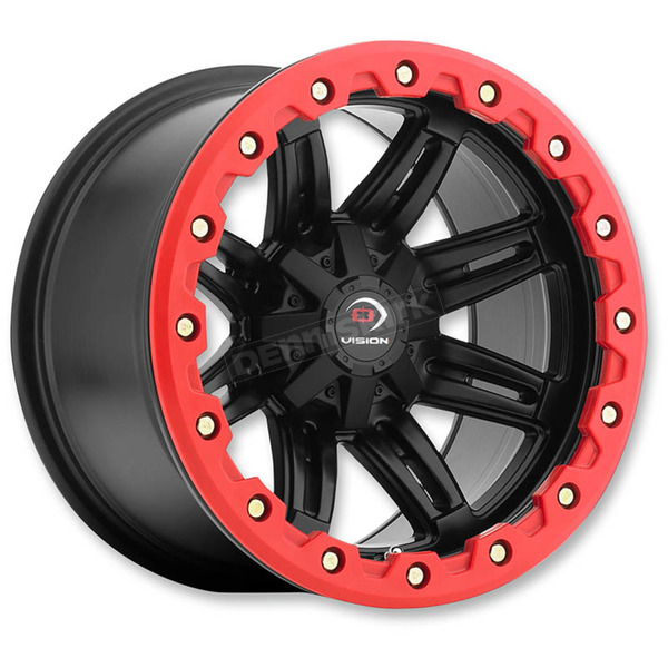 Vision Wheel Rear 14x10 551 Wheel - 551-141156MBR5