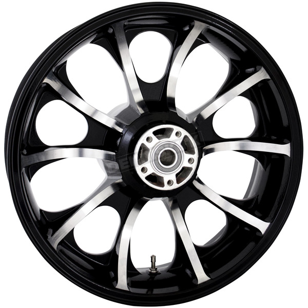 Rear Contrast Cut 18 x 5.5 Largo 3D Wheel for Non-ABS - 0202-2104