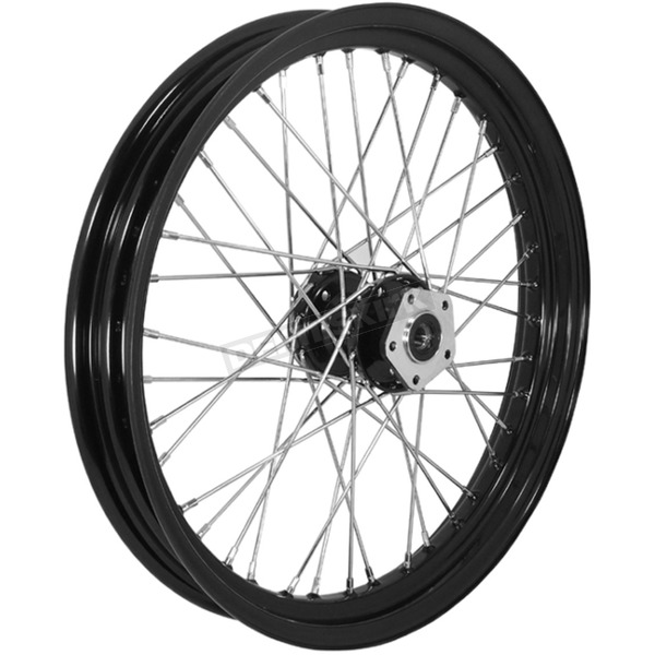 V-Factor Black Complete 40-Spoke Wheel - 51670