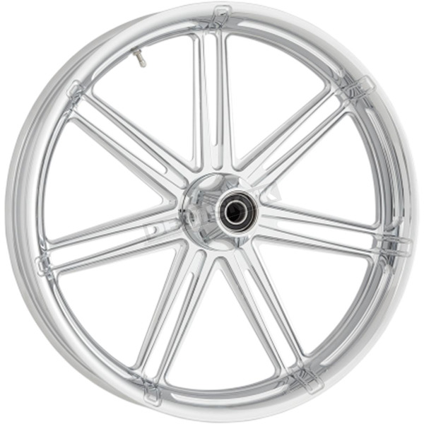 Chrome 7 Valve 23x3.50 in. Rear Forged Billet Wheel  - 10302-205