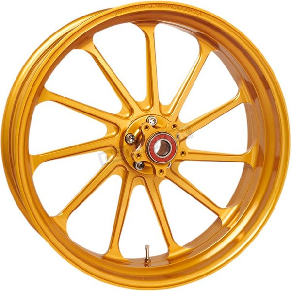 Gold Front Assault 21x3.5 Wheel - 12027106SLAJAPG