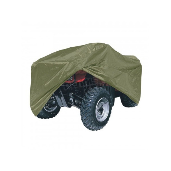 Classic Accessories Olive Drab X-Large ATV Storage Cover - 15-056-051404-0
