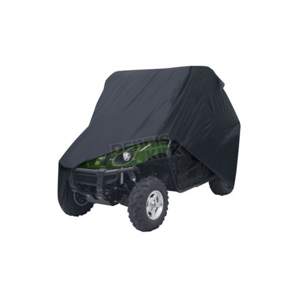 Black Larger 2-3 Passenger UTV Storage Cover - 18-071-050401-0