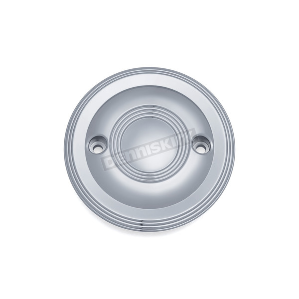 Kuryakyn Chrome Legacy Clutch Cover Accent - 8912