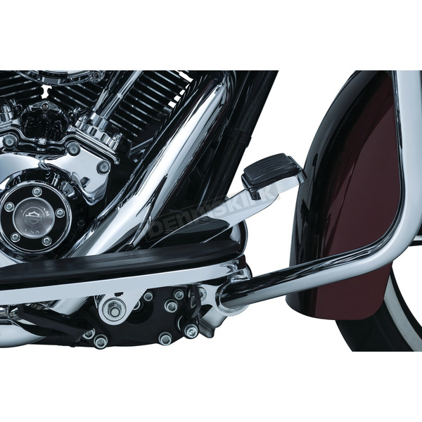 Kuryakyn Chrome Extended Brake Pedal - 9670