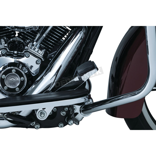 Kuryakyn Chrome Extended Brake Pedal - 9672