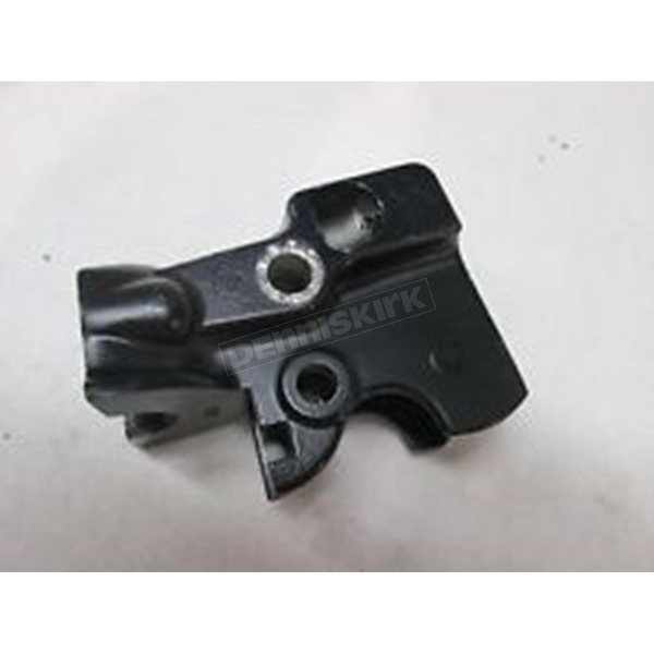 Drag Specialties Black Clutch Lever Bracket - 0615-0267