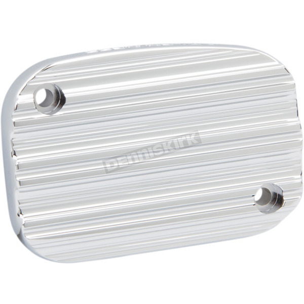 Arlen Ness Chrome 10-Gauge Front Clutch Master Cylinder Cover - 03-234