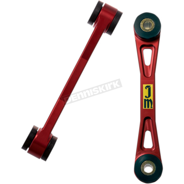 Joker Machine Red Sway Bar Link - 61-800-7