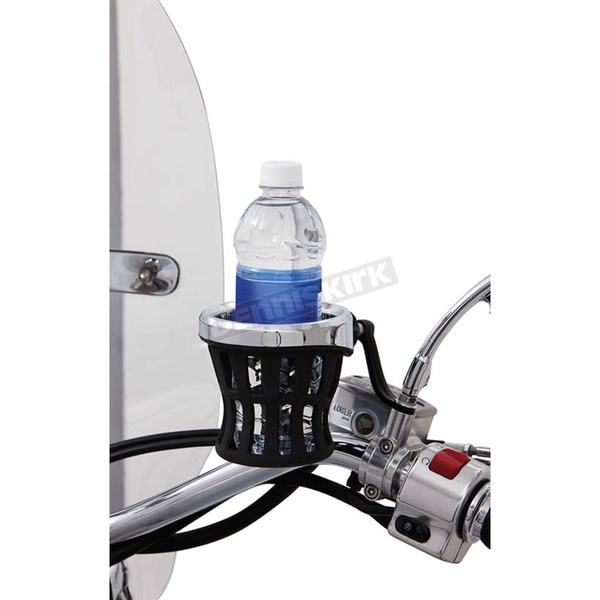 Ciro Drink Holder w/Black Mirror Mount - 50420