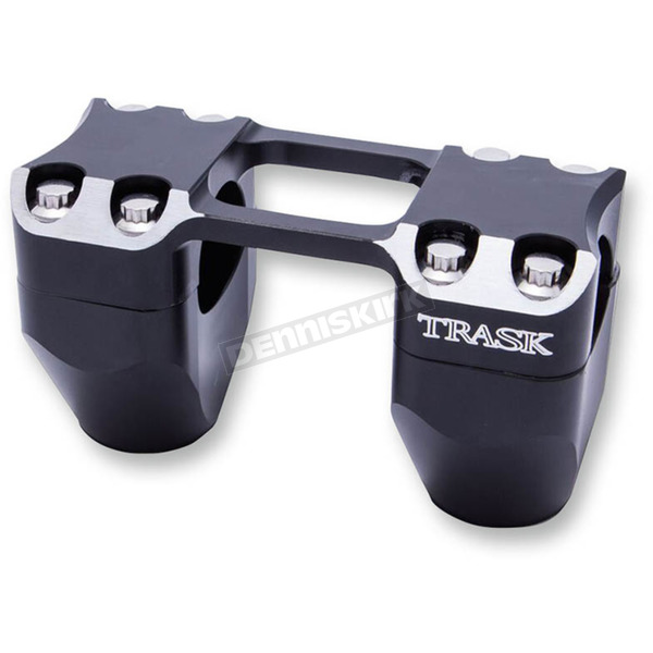 Trask Reverse Cut 2 in. Assault Handlebar Risers for 1-1/4 in. Bars - TM-8601-2RC