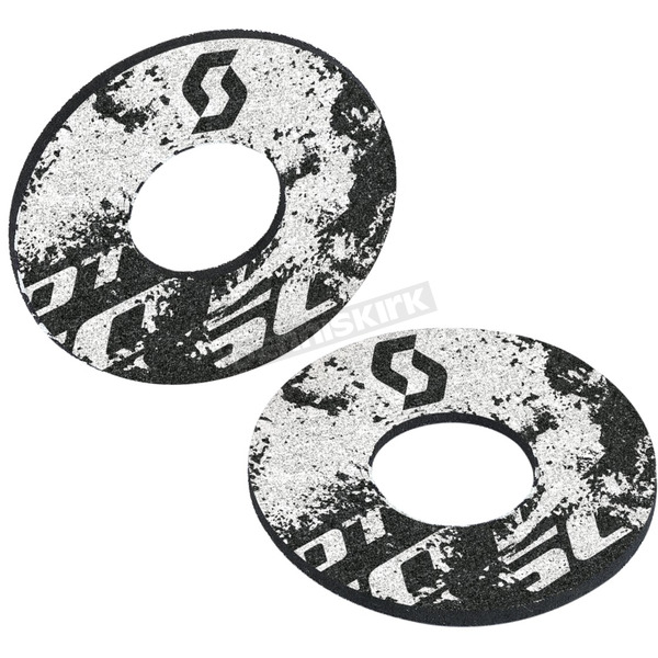Scott Black/White Tattoo Grip Donuts - 265517-1007222