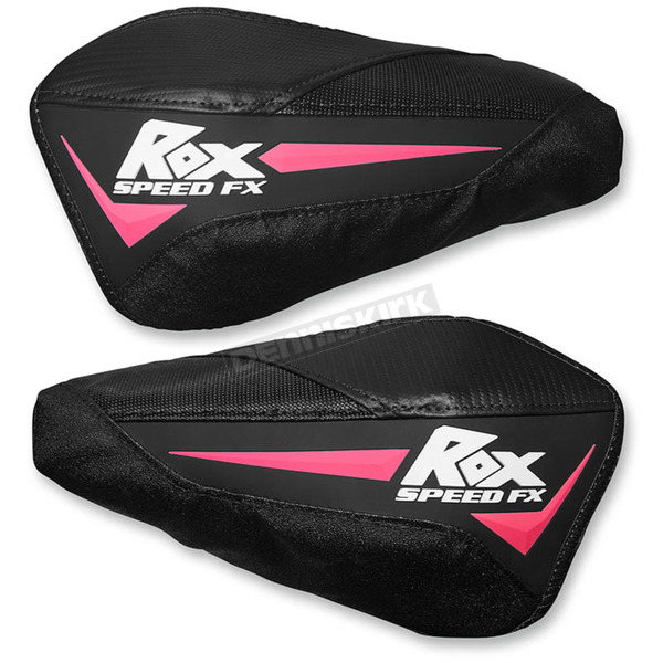 ROX Speed FX Pink Flex Tec Handguards - FT-HG-PNK
