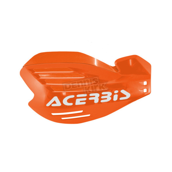 Acerbis Fluorescent Orange X-Force Handguards - 2170324617