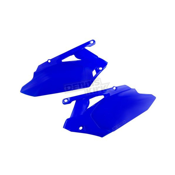 Acerbis Blue Replacement Side Panels - 2171810003