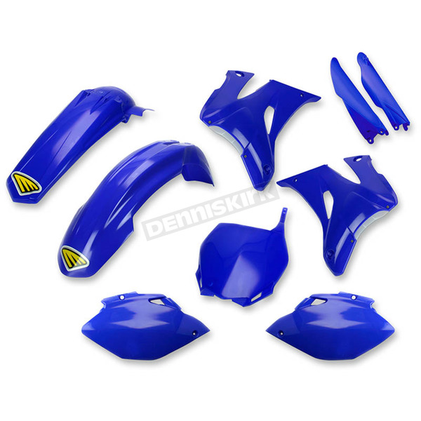 Cycra Complete Blue Powerflow Body Kit - 1CYC-9305-62