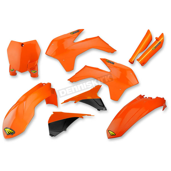 Cycra Orange Powerflow Body Kit - 1CYC-9314-22
