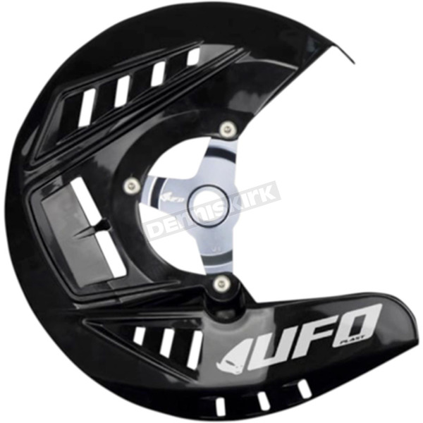 UFO Black Replacement Plastic for Front Disc Cover - CD01520-001