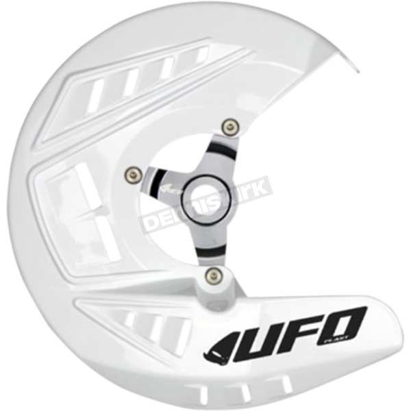 UFO White Replacement Plastic for Front Disc Cover - CD01520-041