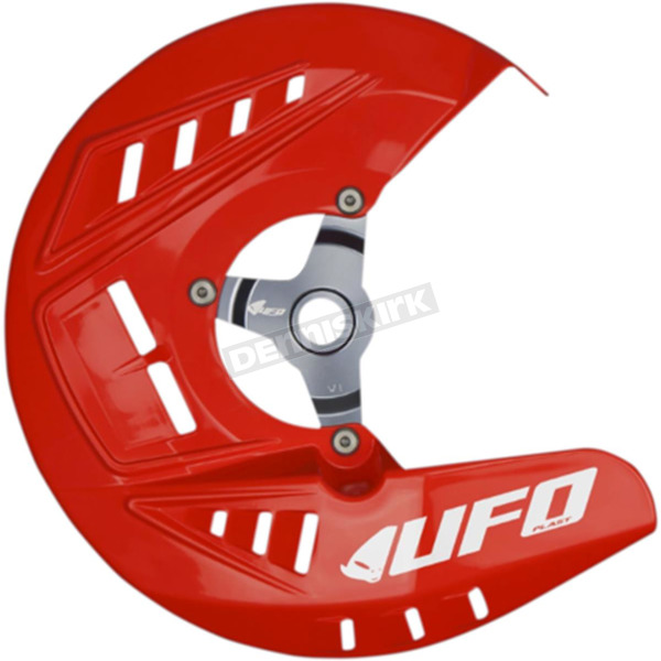 UFO Red Replacement Plastic for Front Disc Cover - CD01520-070