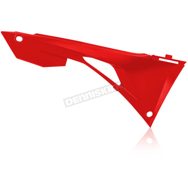 Red Air Box Cover - 2640280227