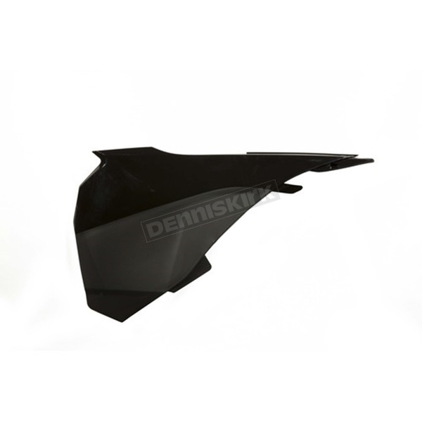 Acerbis Black Left Side Air Box Cover - 2314280001