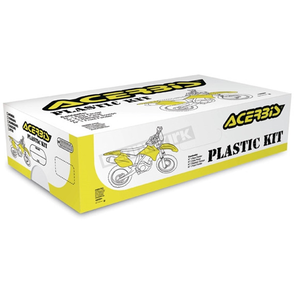 Acerbis OEM 16 Standard Replacement Plastic Kit - 2393445135