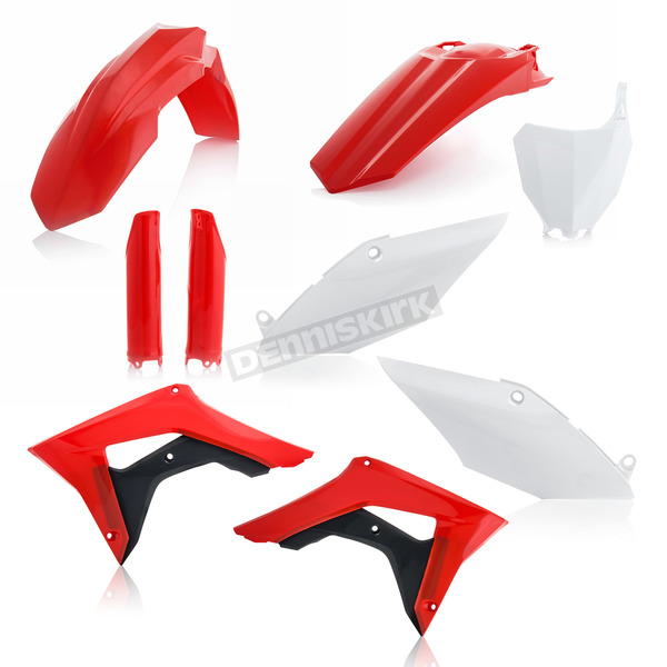 Acerbis OEM 17 Replacement Full Plastic Kit - 2630705569