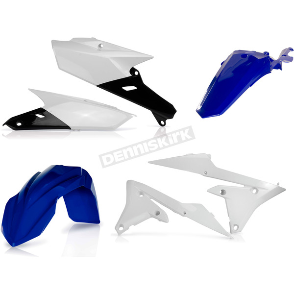 Acerbis OEM 15 Standard Replacement Plastic Kit - 2449634891
