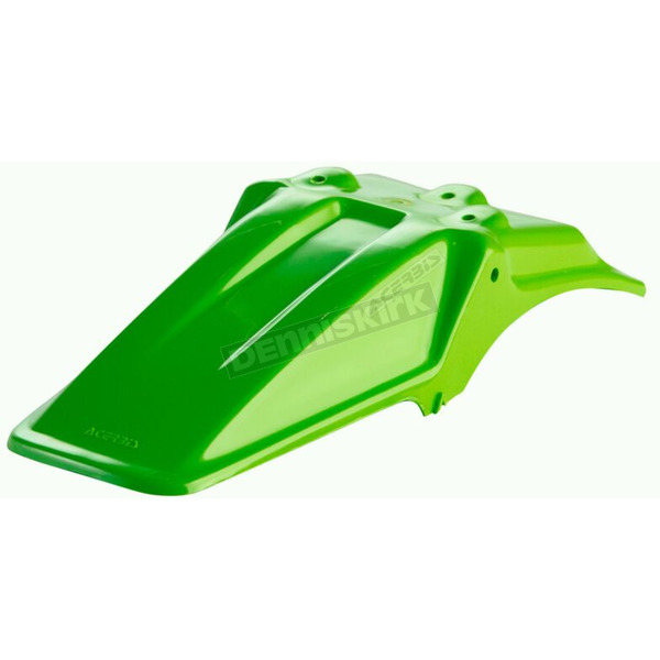 Acerbis Green Rear Fender - 2040690006