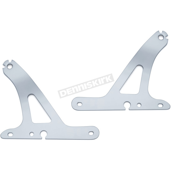 Chrome Fixed Mount - 7097