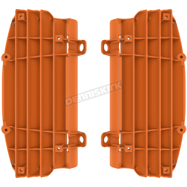 Polisport Orange Radiator Louvers - 8457900001