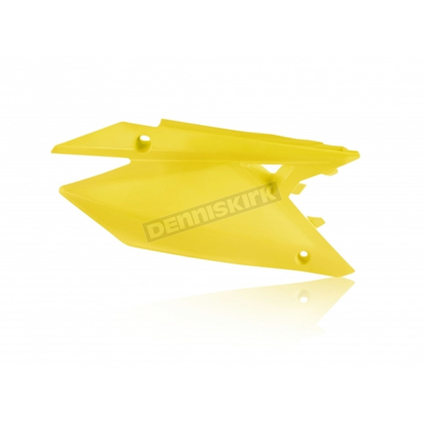 Acerbis 02 RM Yellow Side Panels - 2686500231