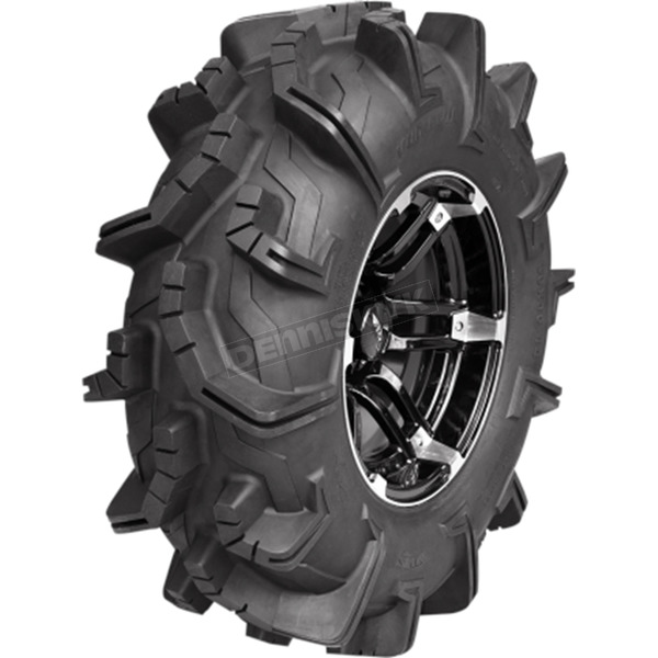 Right Front/Rear Mud Evil 28x10-14 Tire/Wheel Kit - 4036-11R