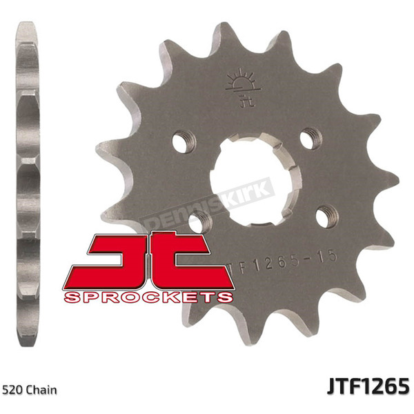 JT Sprockets Front C45 Steel Sprocket - JTF1265.13