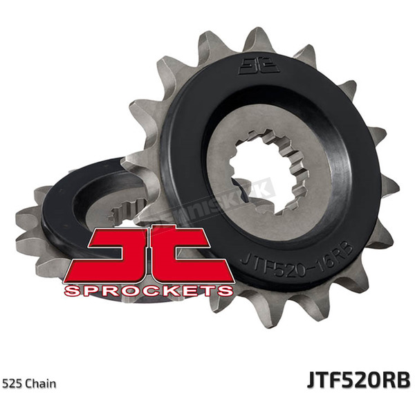 JT Sprockets Front Rubber Cushioned Sprocket - JTF520.17RB