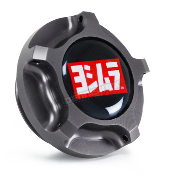 Yoshimura Black Works Edition Oil Filler Plug - 051HA137000