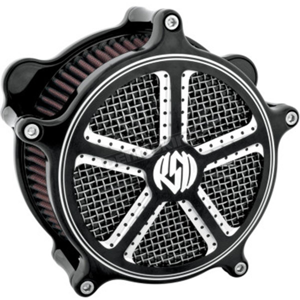 Roland Sands Design Mission Contrast Cut Venturi Air Cleaner - 0206-2013-BM