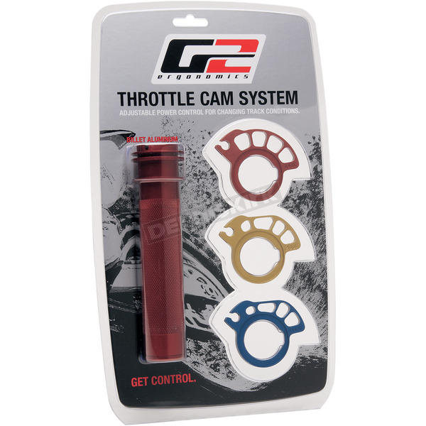 G2 Ergonomics Throttle Cam System - G2-20-100D
