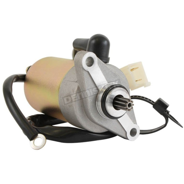 Parts Unlimited Starter Motor - SMU0468
