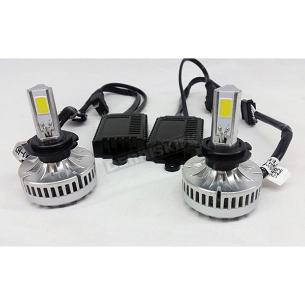 Rivco Super-Bright 3600 Lumens LED H7 Headlamp Replacements - LED-115