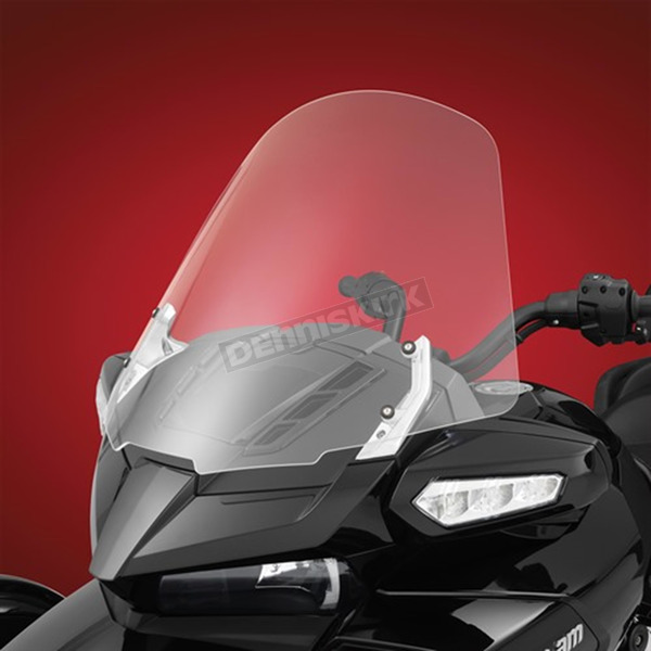 Show Chrome Accessories Clear Touring Windshield  - 20-401
