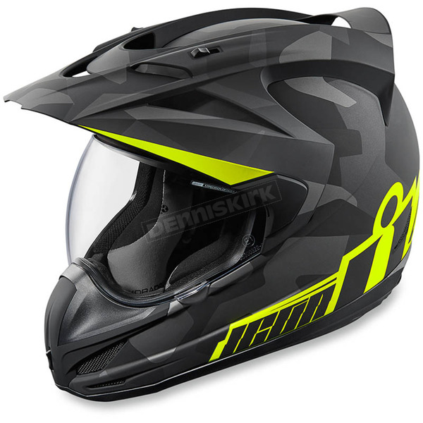 Icon Black Variant Deployed Helmet - 0101-9158
