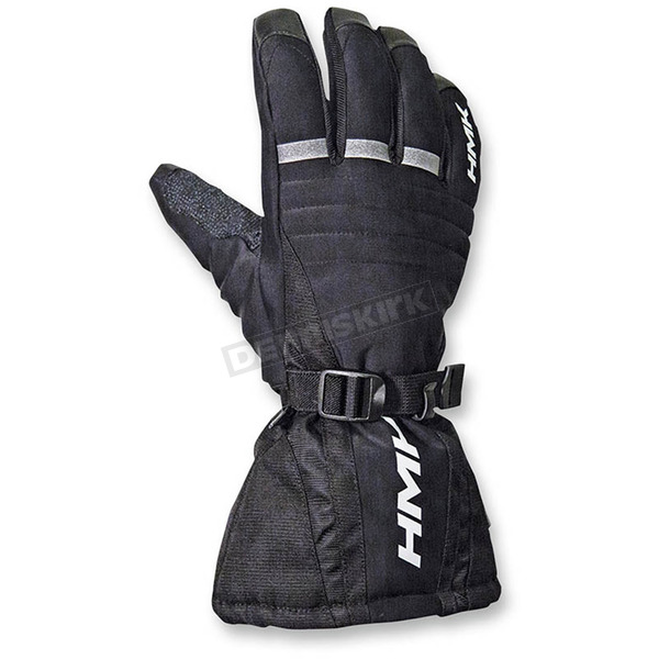 HMK Black Voyager Gloves - HM7GVOYB3XL