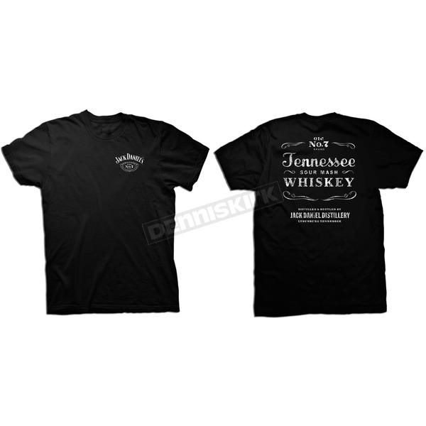 Black Tennessee Whiskey T-Shirt - 15261484JD-89-XL