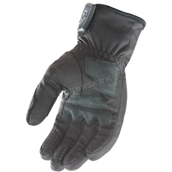 Joe Rocket Women's Black Ballistic 7.0 Gloves - 1236-2003