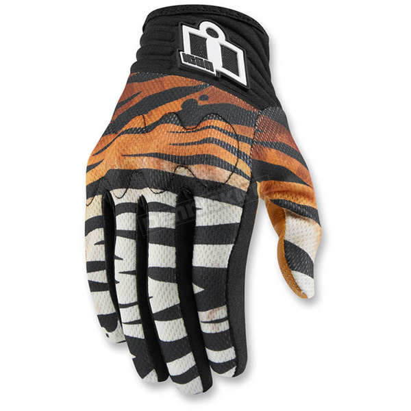 Icon Women's Anthem Shaguar Mesh Gloves - 3302-0544