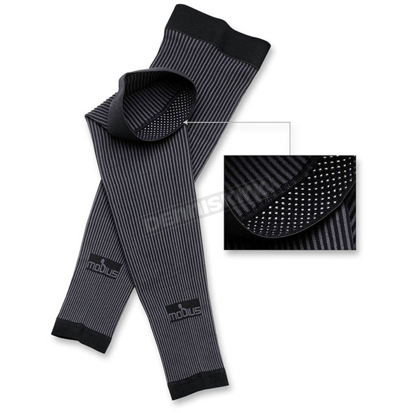 Mobius Black Graduated Compression Knee Sleeve - 2190205