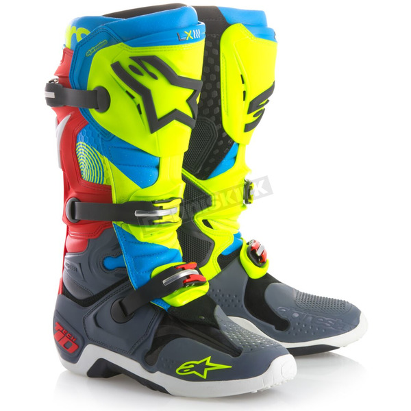 Alpinestars Le Union Tech 10 Boot - 2010014-1753-8
